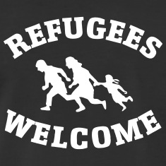 Refugees-Welcome-T-Shirts