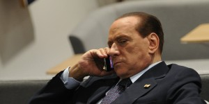 ItalianPrime Minister Silvio Berlusconi