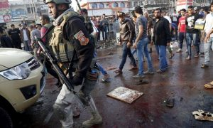 Terrorist Attack Kills, Wounds 14 Members of al-Hashed al-Shaabi in Southern Baghdad