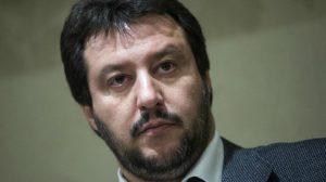 Conferenza stampa della Lega Nord su immigrazione