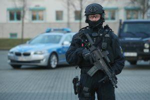 member-german-police-anti-terror-unit