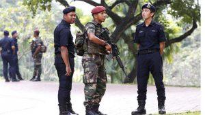 malaisia police
