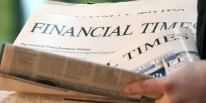 English 'Financial Times'