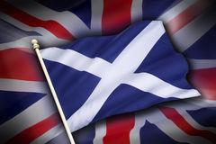 σημαίες-της-σκωτίας-και-του-uk-σκωτσέζικη-ανεξαρτησία-42022029