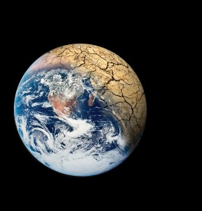 Earth-climate-change