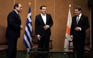trimeris-diaskepsi-elladas-kuprou-aiguptou-tsipras-anastasiadis-sisi