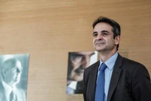 Kyriakos Mitsotakis announces his candidacy for the chairmanship of New Democracy party, Athens, on October 2, 2015 / Ο Κυριάκος Μητσοτάκης καταθέτει υποψηφιότητά του για τη προεδρία του κόμματος της Νέας Δημοκρατίας, Αθήνα, στις 2 Οκτωβρίου, 2015