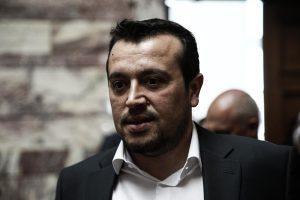 Session of the parliamentary group o SYRIZA, in Athens, Greece, on July 15, 2015. / Συνεδρίαση της Κοινοβουλευτικής Ομάδας του ΣΥΡΙΖΑ, στην Αθήνα, στις 15 Ιουλίου, 2015.