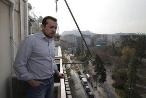 Greece Syriza's Surge