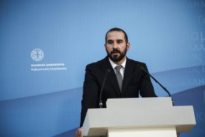 Briefing to the political reporters by the new Government Spokesman Dimitris Tzanakopoulos, in Athens, on Nov. 8, 2016  / Ενημέρωση των πολιτικών συντακτών απο τον νέο Κυβερνητικό Εκπρόσωπο Δημήτρη Τζανακόπουλο, στην Αθήνα, στις 8 Νοεμβρίου, 2016