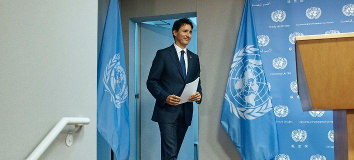 Πρωθυπουργός Καναδά/Φωτογραφία: AP