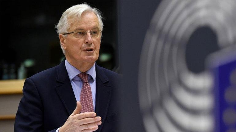 Μπαρνιέ  Η αναβολή του Brexit θα πρέπει να αποφασιστεί ομόφωνα στη σύνοδο  κορυφής του Μαρτίου 7bee3406ac2